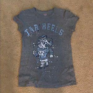 Soffe Women's UNC Tar Heels T Shirt Size:S